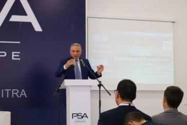 Le Groupe PSA double la capacité de son site de production de Kenitra