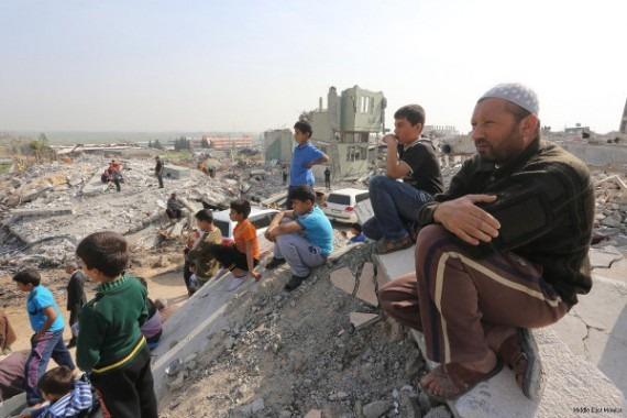 Les Territoires palestiniens occupés frappés par le taux de chômage le plus élevé au monde