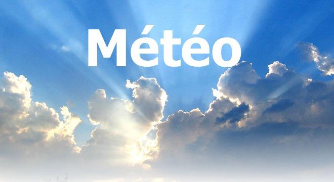 Prévisions météorologiques pour la journée du samedi 1er septembre 2018