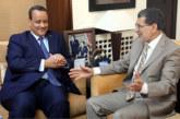 Coopération: entretien entre El Othmani et le ministre mauritanien des AE