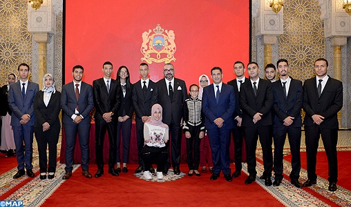 Les professeurs et les cadres éducatifs saluent la Haute sollicitude dont SM le Roi entoure la famille de l'éducation et de la formation