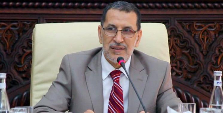 M. El Othmani représente SM le Roi à l'investiture du Président malien