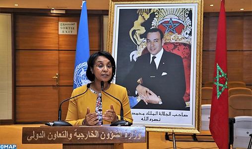 Le Maroc a choisi la voie du respect du droit international pour trouver une solution à la question du Sahara