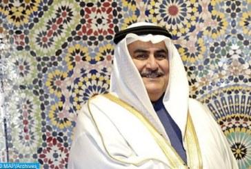 Le Bahrein soutient les efforts du Maroc pour une solution politique au Sahara marocain