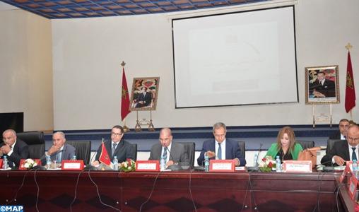 Le Conseil régional de Souss-Massa exprime son appui au nouvel accord de pêche Maroc-UE