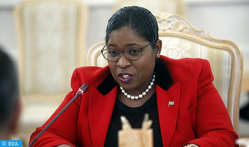 La MAE du Suriname se félicite de l'évolution des relations de son pays avec le Maroc