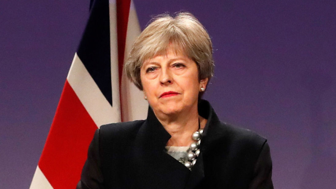 Le gouvernement May en passe de tomber, estime le n°2 du Labour