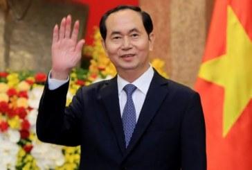 Décès du président vietnamien Tran Dai Quang