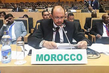 Une délégation marocaine prend part à Addis Abeba à la 6ème retraite du Conseil Exécutif sur la Réforme de la Commission de l'UA