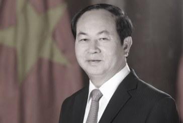 Le Vietnam décrète deux jours de deuil national après le décès du président Tran Dai Quang