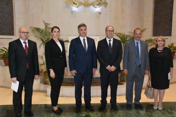 """Benchamach plaide pour un partenariat """"exemplaire"""" entre le Maroc et la Bosnie-Herzégovine"""
