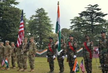 Inde: Exercice militaire indo-américain dans les contreforts de l'Himalaya à partir du 16 septembre