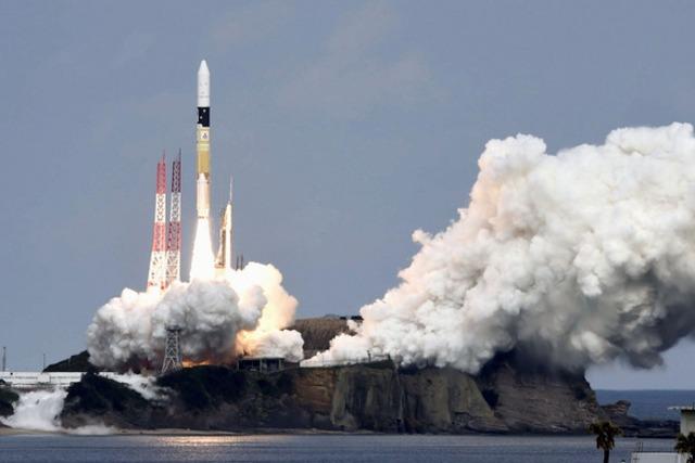 Japon : Premier test d'un mini ascenseur spatial