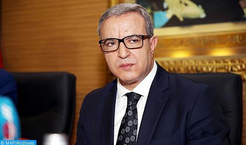 Le ministre de la Justice reçu à la Primature burkinabè