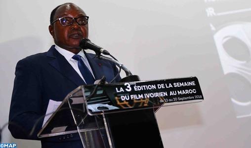 Lever de rideau à Rabat sur la 3ème édition de la semaine du cinéma ivoirien au Maroc