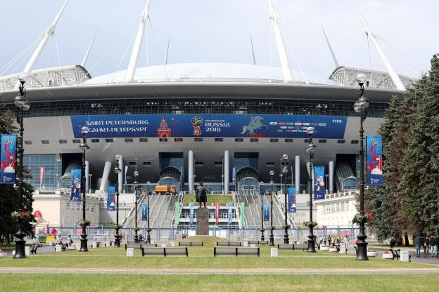 Russie : Un drone s'écrase sur le terrain pendant un match du championnat local