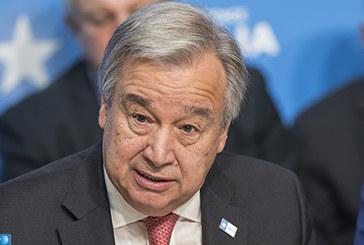 Le Secrétaire général de l'ONU cite en exemple les efforts du Maroc en matière de promotion des énergies propres