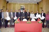 Jerada: Signature de 11 conventions de partenariat avec des coopératives minières