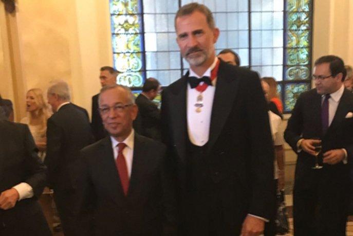 Une délégation marocaine de haut niveau prend part à l'ouverture de l'année judiciaire en Espagne