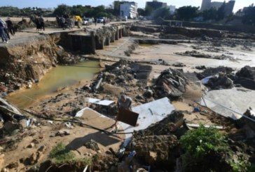 Cinq morts dans des inondations en Tunisie