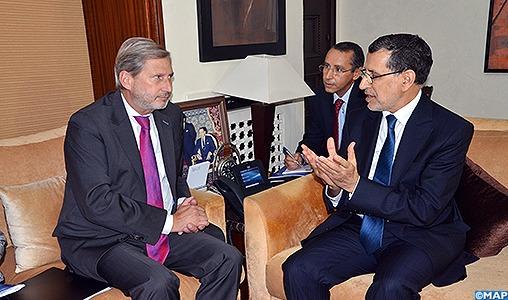 """Le Maroc, un """"partenaire stratégique"""" pour l'Union Européenne"""