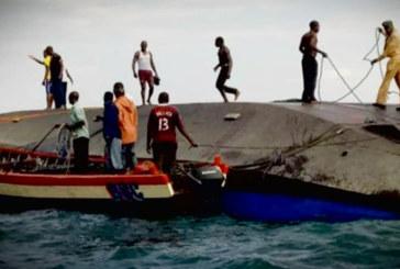 Naufrage d'un ferry sur le lac Victoria: Au moins 79 morts, selon un nouveau bilan