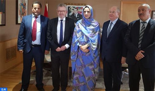 """Le caractère """"exceptionnel"""" des relations liant le Maroc et la France mis en avant à Rabat"""