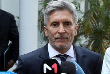 Le ministre espagnol de l'intérieur interpellé au sujet des attentats terroristes du polisario contre des travailleurs canariens au Sahara