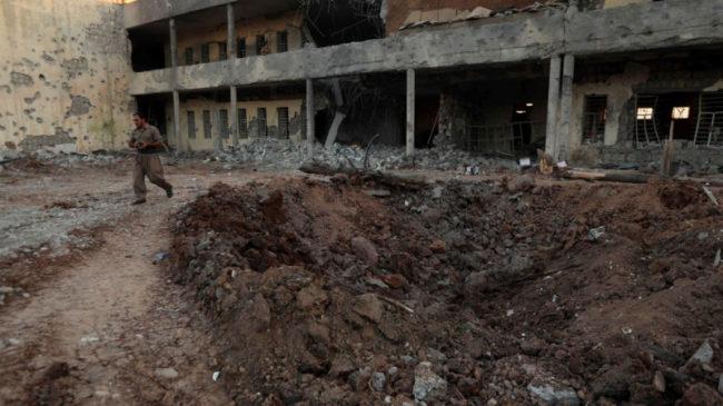 L'Iran confirme avoir tiré des missiles contre des rebelles kurdes en Irak