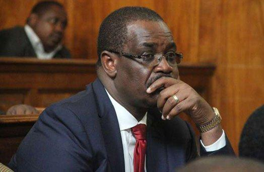 """Arrestation de l'ancien gouverneur de Nairobi pour """"corruption et abus de pouvoir"""""""