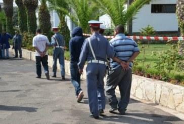 Nador : Arrestation de deux subsahariens impliqués dans l'organisation d'une opération d'immigration irrégulière