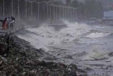 Le super typhon Mangkhut parviendra au Vietnam dans 48h