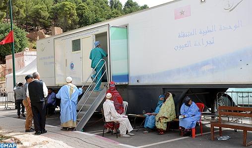 Une caravane médicale pour les populations précarisées à Imouzzar et son voisinage