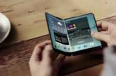 Samsung et la technologie des écrans pliables