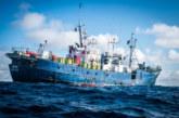 Un navire de pêche espagnol arrêté au large du Gabon