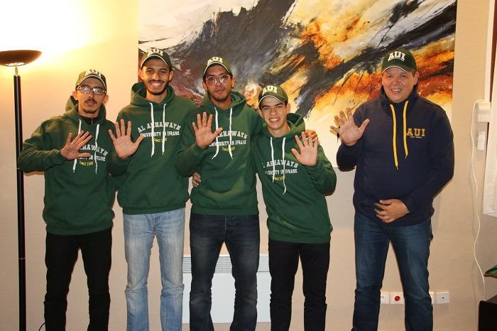 AUI remporte la compétition nationale de programmation pour la 5ème année consécutive