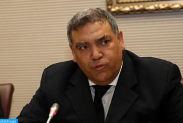 Participation à Lyon de Abdelouafi Laftit au G6 européen sur le terrorisme et la migration