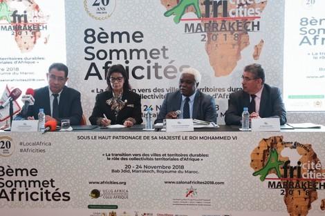 Africités 2018 : Marrakech à l'honneur