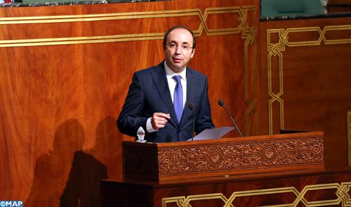 Anas Doukkali engagé à améliorer les conditions de travail des médecins et des cadres médicaux