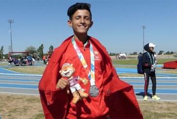JOJ 2018/Athlétisme 1.500 m: le coureur Anas Essayi offre au Maroc sa deuxième médaille d'argent