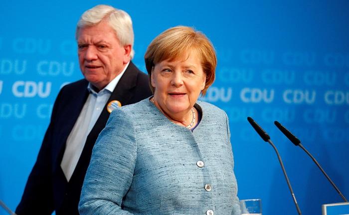 Merkel prépare sa succession en renonçant à la présidence de son parti