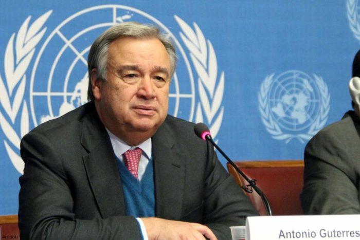 """Journée des Nations-Unies: l'ONU ne baissera jamais les bras, malgré """"les difficultés et les obstacles"""""""