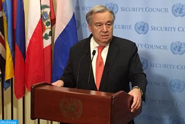 Sahara : le Maroc accepte l'invitation de l'ONU, Guterres appelle l'Algérie à faire de même