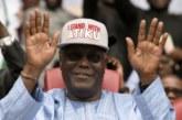 Nigeria: l'ancien vice-président Atiku Abubakar affrontera Buhari à la présidentielle de 2019