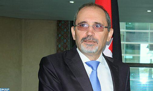 Sahara marocain: la Jordanie réitère son soutien à l'intégrité territoriale du Royaume