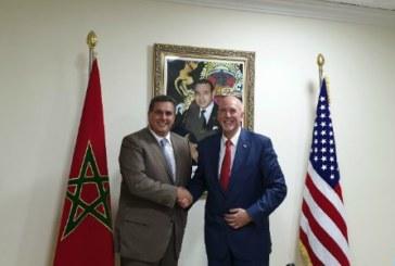 Marrakech: Akhannouch s'entretient avec le chef de l'Agence américaine de l'Agriculture des pays tiers au sein de l'USDA