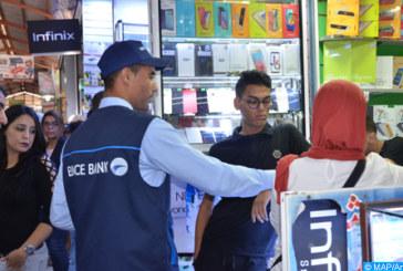 La caravane de la BMCE Bank au profit des commerçants, artisans et auto-entrepreneurs fait escale à Agadir