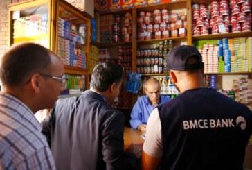 BMCE Bank en visite de proximité avec ses clients.