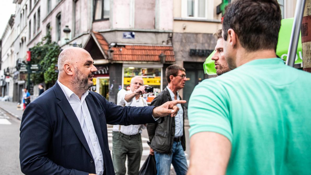 Belgique: vague verte après la proclamation des résultats des communales
