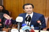 Le ministre des finances rassure la presse